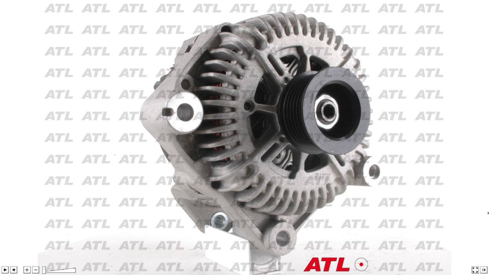 LICHTMASCHINE GENERATOR 170A ATL BMW